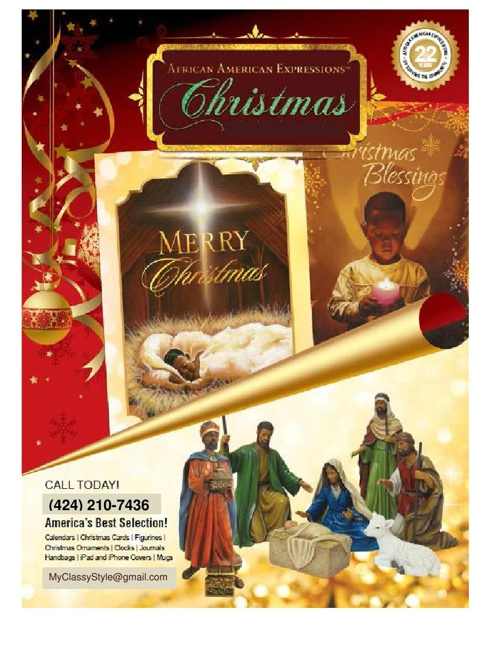 AAE Holiday Product Line