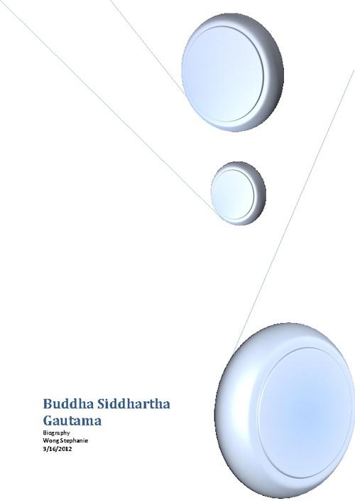 Siddhartha Gautama Biography