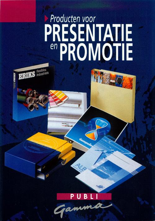 Presentatie en promotie