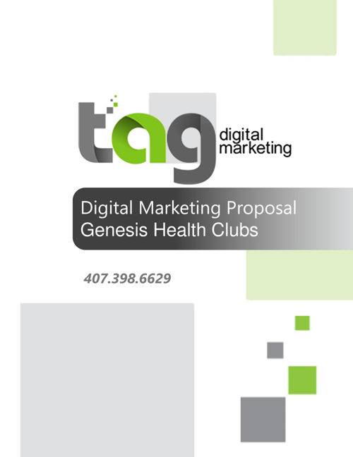 Genesis Health Club Marketing Proposal 20161118a
