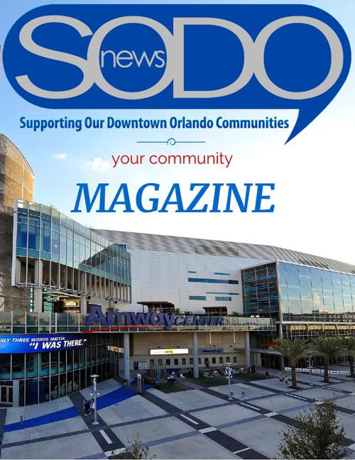SODO News  Magazine Demo