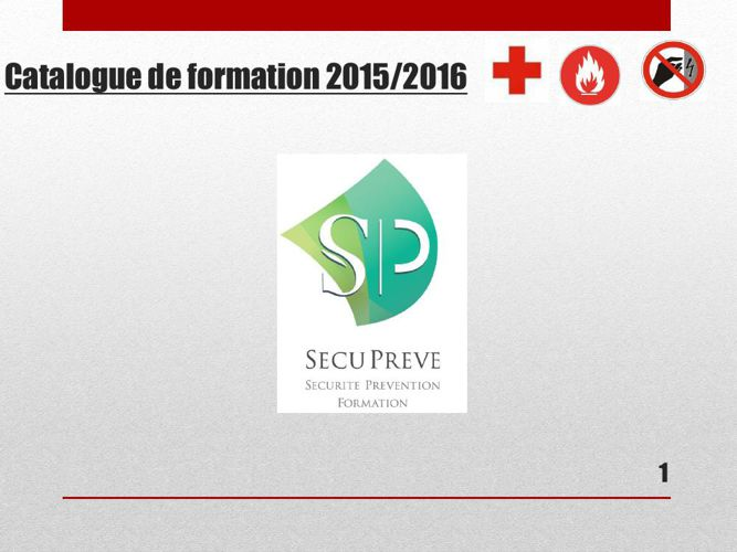 Catalogue de formation 2015 (1)