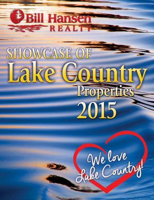 Bill Hansen Realty | Showcase 2015