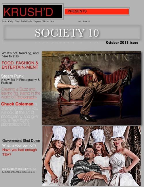 SOCIETY 10