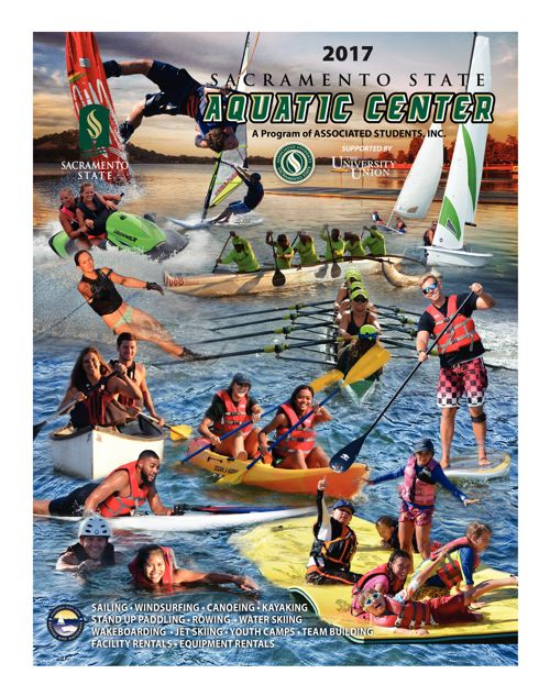 Aquatic Center Brochure 2017