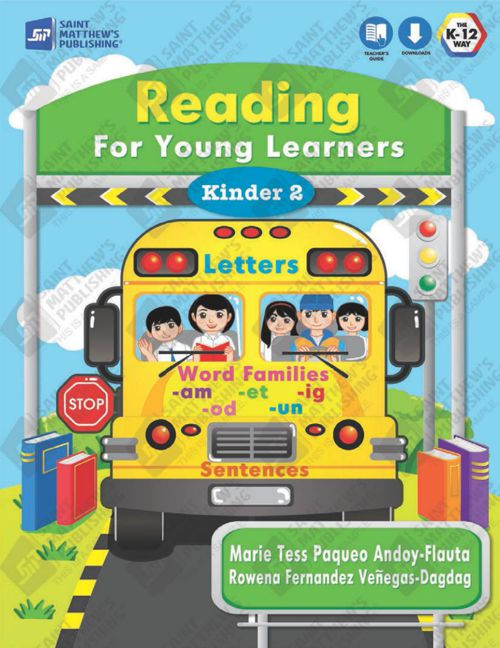 Reading for Young Learners - Kinder 2