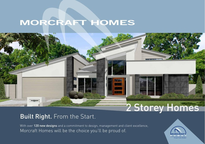 Morcraft Homes 2Storey