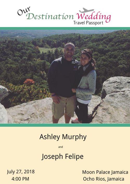 ASHLEY & JOSEPH JULY 2018
