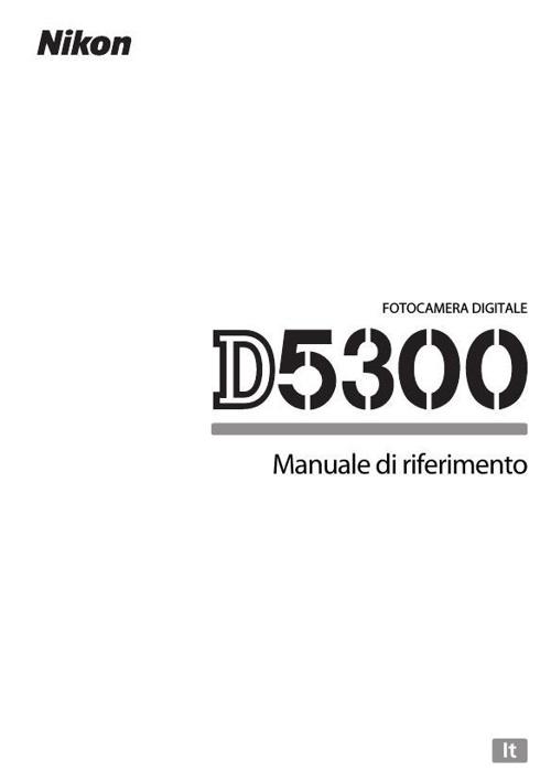 Manuale 5300