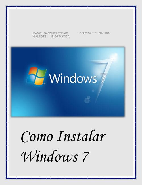 Como-Instalar-Windows-7....