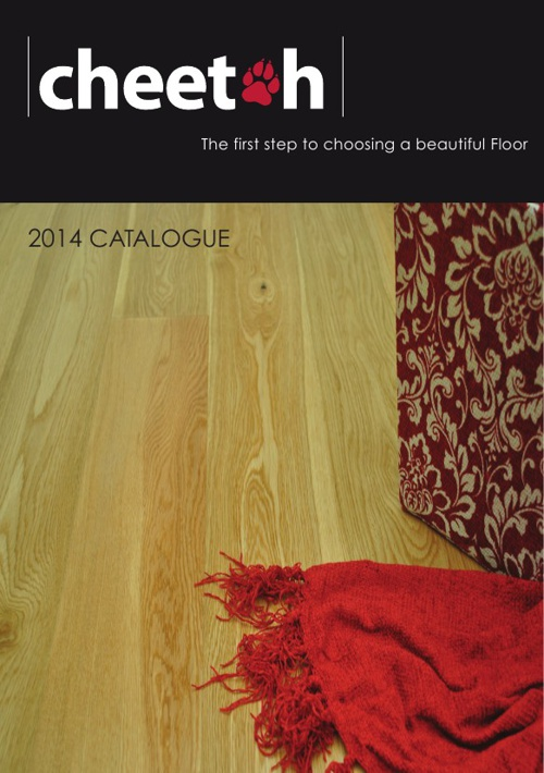 Flooring Brochure front cover
