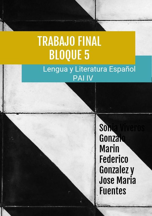 Proyecto Final 5to Bimestre
