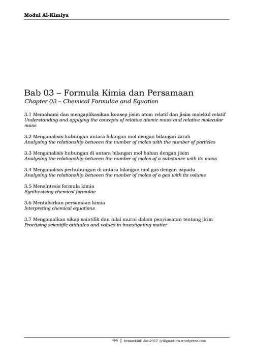 Alkimiya T4 - Bab 3 - update 16-2-17