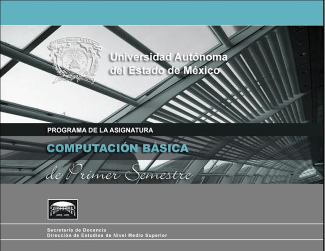 Programa de Computación Básica