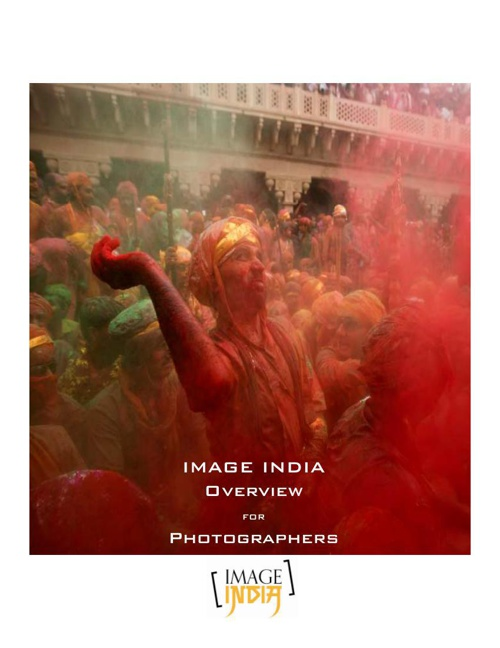 Image India - Overview for Photographers