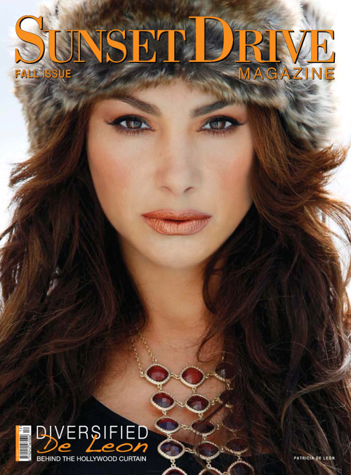 SUNSET DRIVE MAGAZINE - DIGITAL FALL ISSUE 2011