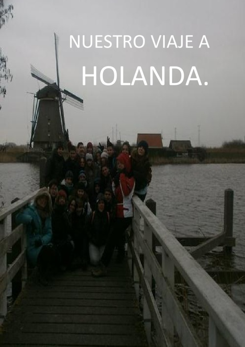 Our Travel To Holland