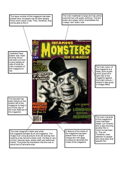 magazine 3- monsters