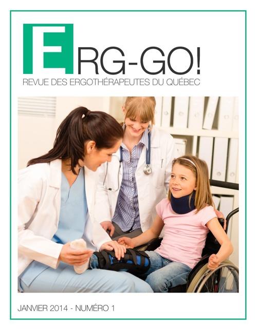ERG-GO! Revue des ergothérapeutes du Québec