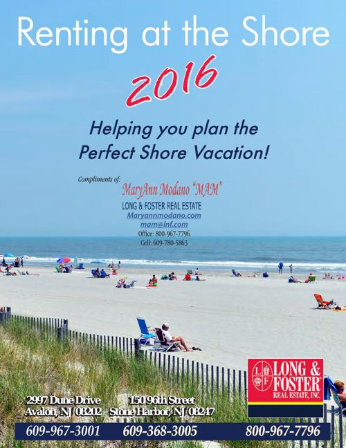 Vacation Rental Guide Maryann Modano