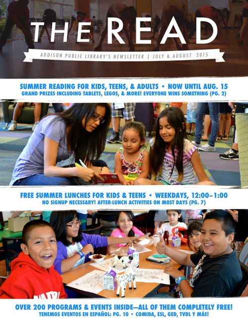 The Read- July & August 2015