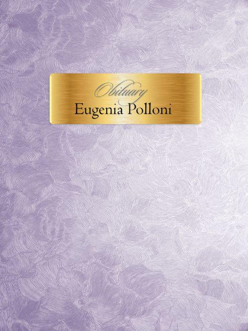 Obituary for Eugenia Polloni