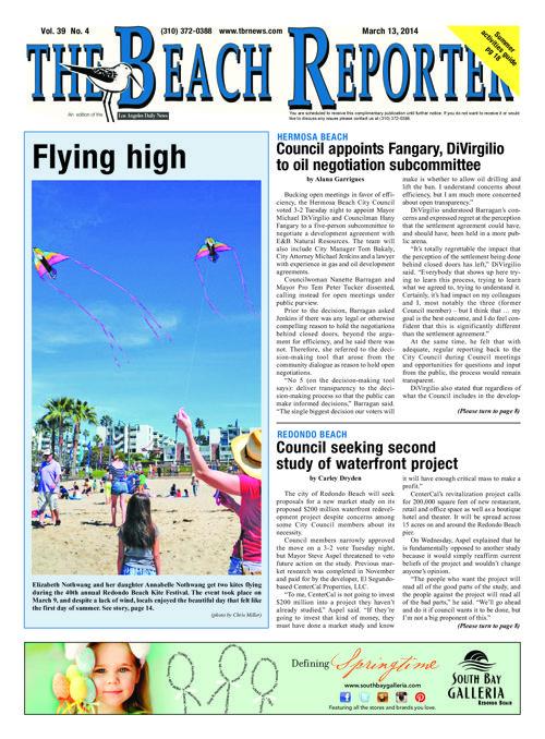 The Beach Reporter | 3-13-14