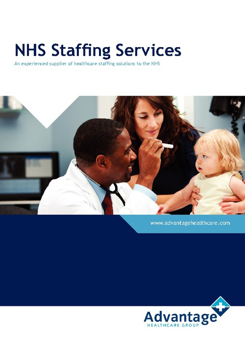 NHS Staffing Services Brochure