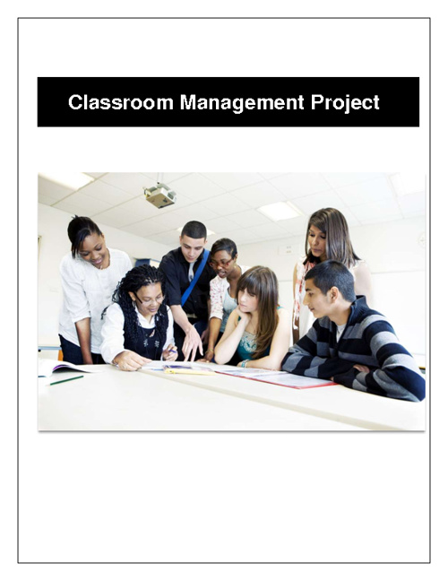 Classroom Management Project