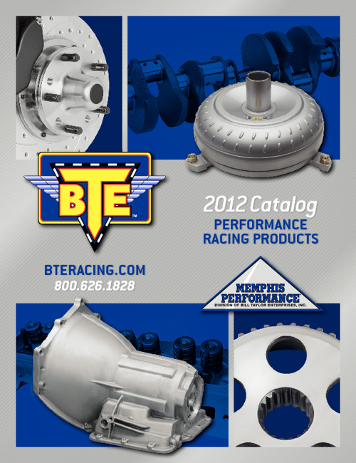 BTE 2012 Catalog