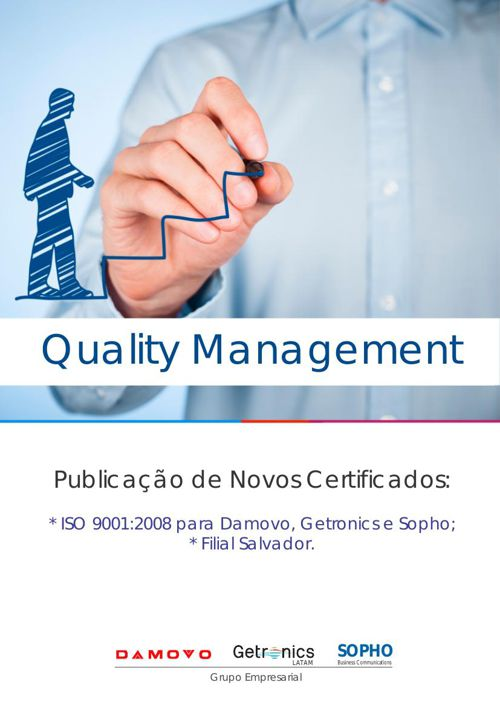 Quality Management  l  Grupo DGS