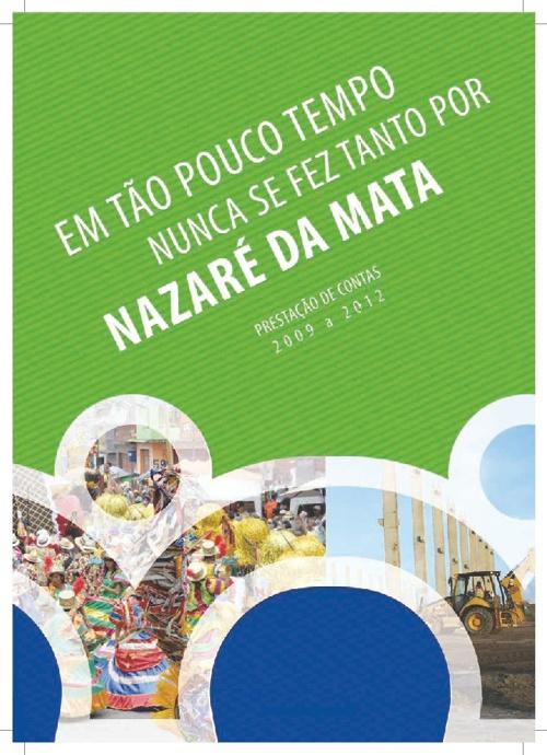 Revista Nazaré da Mata