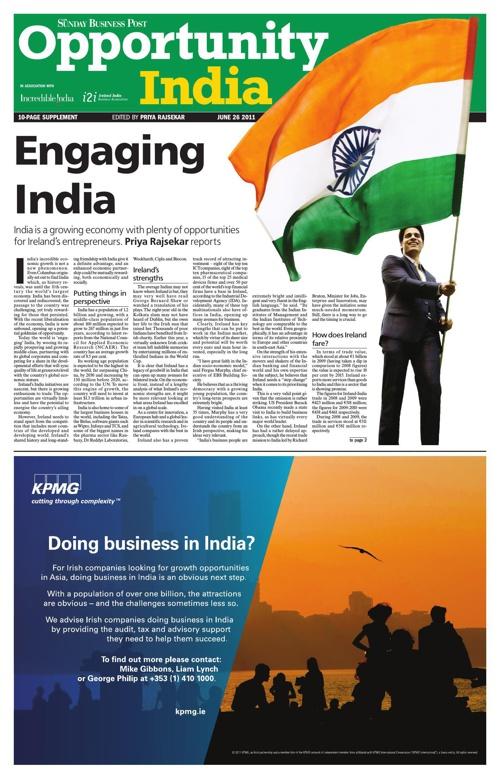 SBP India 2011