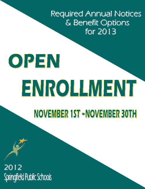Open Enrollment Guide 2012