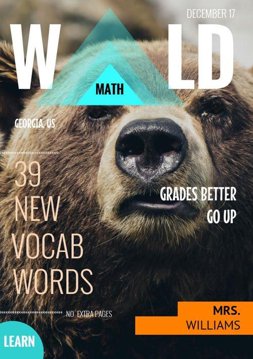 World of Math Magazine