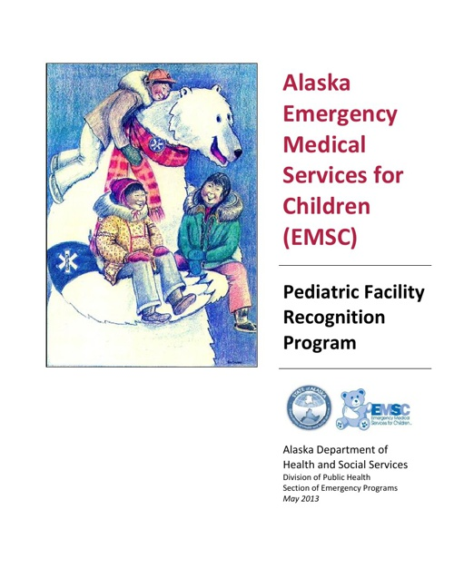 AK_Pediatric Facility Recognition Program May 2013