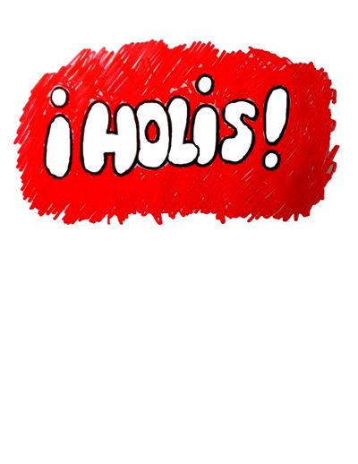 """""""Holis"""" Antonio de la Rosa - Lázaro Ediciones"""