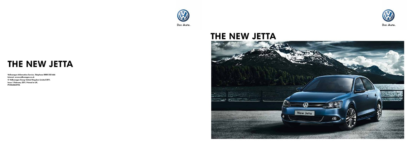VW Jetta 2012 Brochure