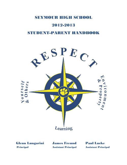 SHS Student Handbook