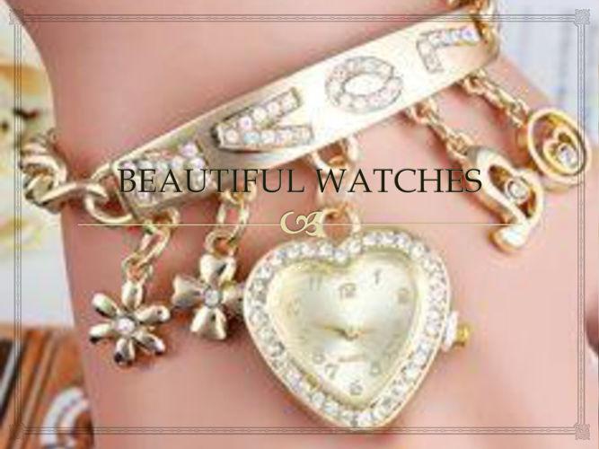 BEAUTIFUL WATCHES SHEYLA