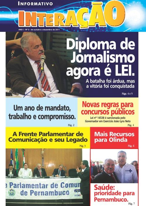 Jornal Interação Nº 3