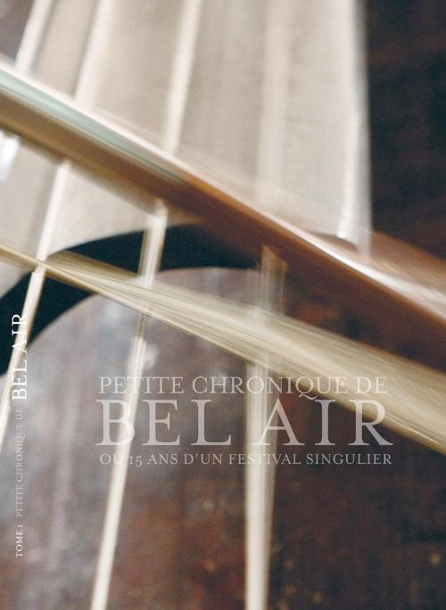 Coffret souvenir des 15 ans du festival Bel-Air