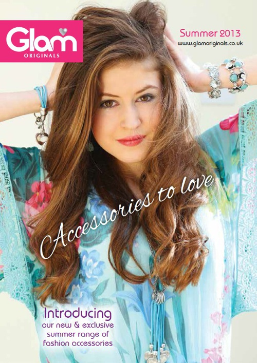 Glam Originals Summer Catalogue 2013
