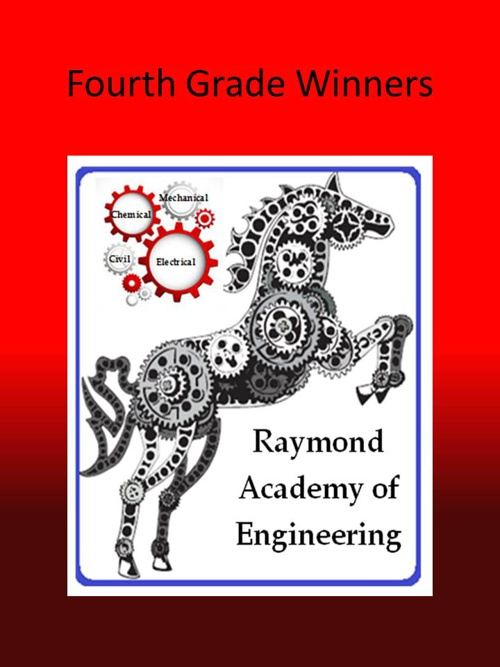 4th grade Winners for Writing