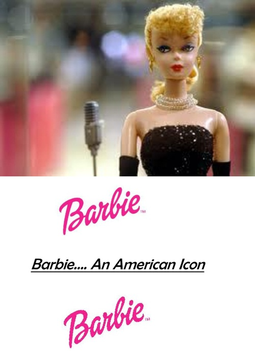 Barbie-an American Icon
