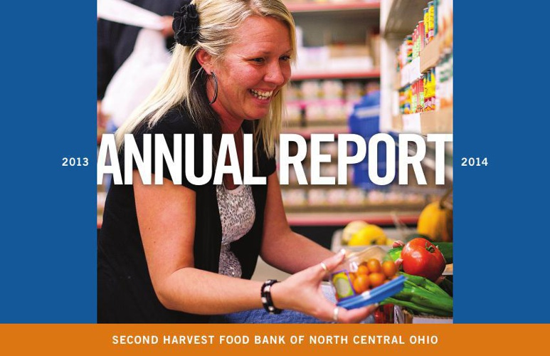 Second Harvest Annual Report FY 2013/14