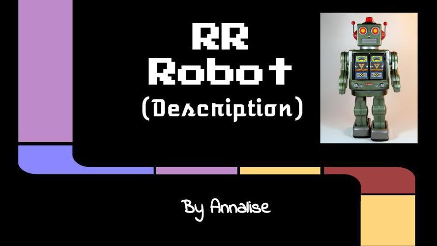 Description Robot