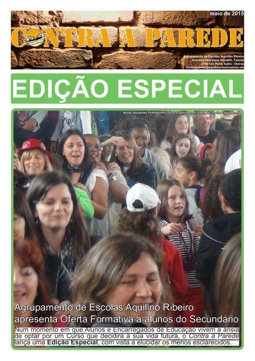 Jornal Contra a Parede - Edição Especial