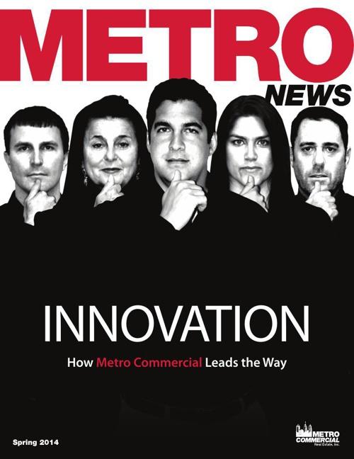 METRONews Spring 2014