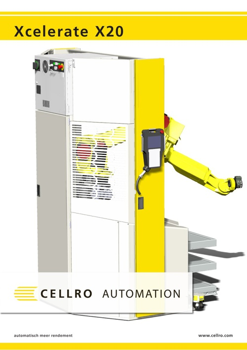 Cellro Xcelerate X20 - NL